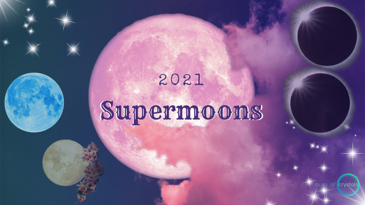 What Are The Full Moons of 2021